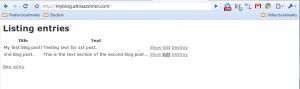 Rails - Blog is now default